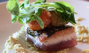 Wild Horse Cafe: Locally Sourced New American Dinner for Two at Wild Horse Cafe (Up to 46% Off)