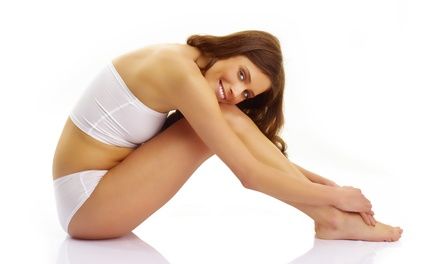 Laser Hair removal at Whole Health Wellness Center & MedSpa (Up to 92% Off). Four Options Available.