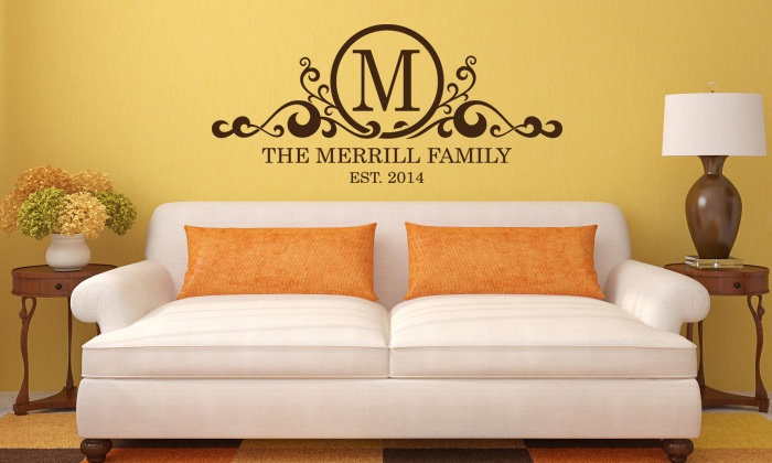 Handmade Vinyl Wall Decals Lacy Bella Designs Groupon
