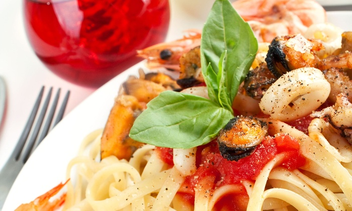 L'Angolo Blue - Blue Bell: Italian Cuisine for Two or Four at L'Angolo Blue (Up to 48% Off)