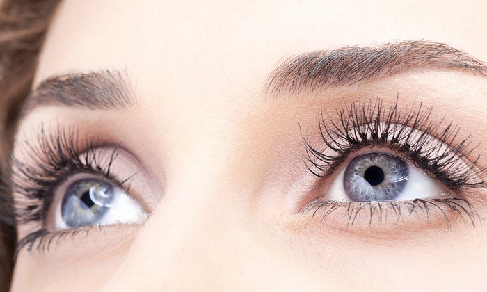 Naira at Lucky Family Hair Center - Walnut Creek: Eyebrow or Full Facial-Threading Sessions with Naira at Lucky Family Hair Center (Up to 55% Off)