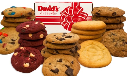 Fresh-Baked Cookies from David's Cookies (16oz.)