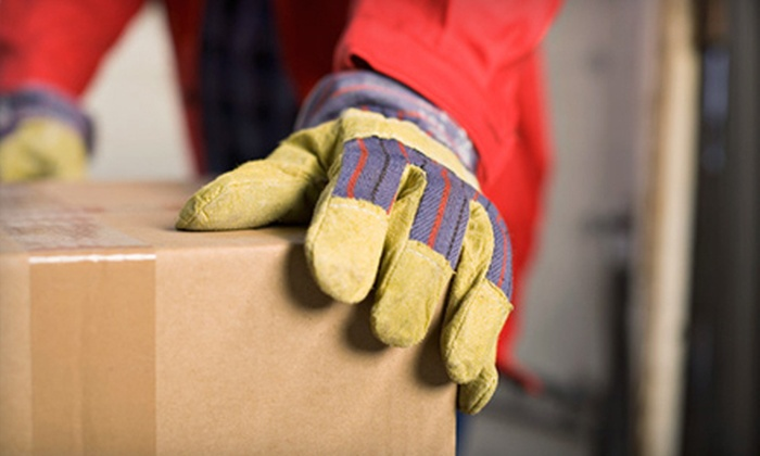 Galaxy Moving - Vancouver: Two or Four Hours of Moving with Two Movers and One Truck from Galaxy Moving (Up to 62% Off)