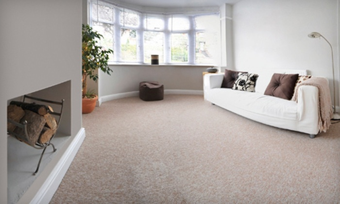 McSteamy's Professional Carpet Cleaning - Cumming: $49 for $200 Worth of Carpet-Cleaning Services from McSteamy's Professional Carpet Cleaning