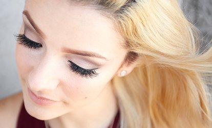 image for One Full Set of Synthetic Mink <strong>Eyelash Extensions</strong> at Lash-ology and Spa (Up to 52% Off)