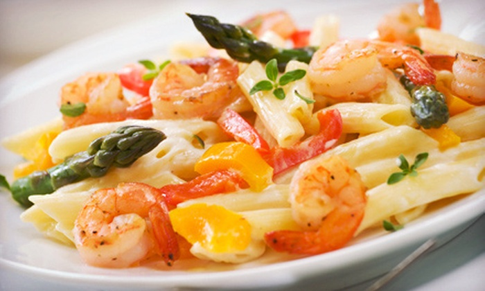 Stone Fleet Tavern - New London: Seafood and American Cuisine at Stone Fleet Tavern (Half Off). Two Options Available.