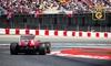 Grand prix d'Espagne de F1 : 1 à 5 nuits 4*, DP, billets et transfert