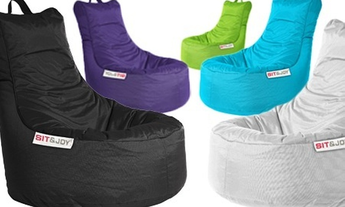 Pouf Sit & Joy | Groupon Goods