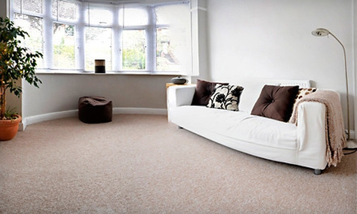 Steam It Carpet Care - La Vernia: Carpet Steam Cleaning for Up to Four or Eight Rooms and Hallway from Steam It Carpet Care (Up to 65% Off)