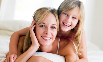 $39 for a Dental Exam, X-Rays, Cleaning & Whitening Treatment at Peoria Family Dentistry ($569 Value)