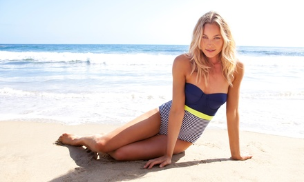 Women's Swimwear from SwimSpot (50% Off). Two Options Available.