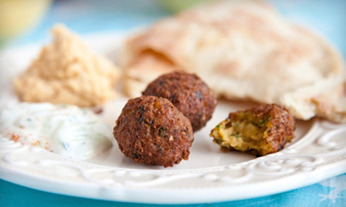 Pita Palace - Fort Myers: $15 for $30 Worth of Mediterranean Cuisine and Breakfast Food at Pita Palace