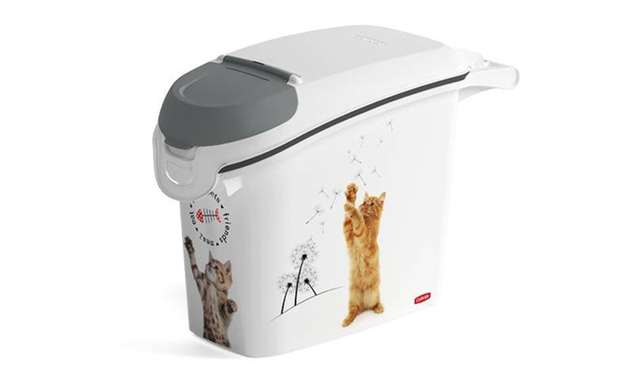 Curver 15l Pet Food Container Groupon