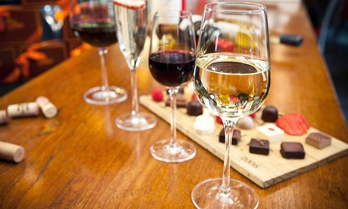 City Wine Tours  - Multiple Locations: Harvard Square or Back Bay Wine Tour for One or Two from City Wine Tours (36% Off)