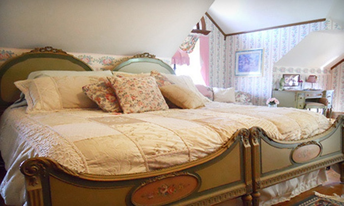 Three Sisters Inn - Baldwin City: One- or Two-Night Stay for Two with Breakfast at Three Sisters Inn (Up to Half Off)
