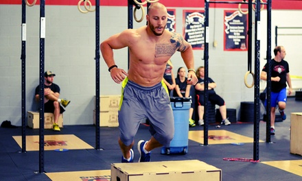 $35 for One Month of CrossFit BootCamp Classes at CrossFit Webster ($65 Value)