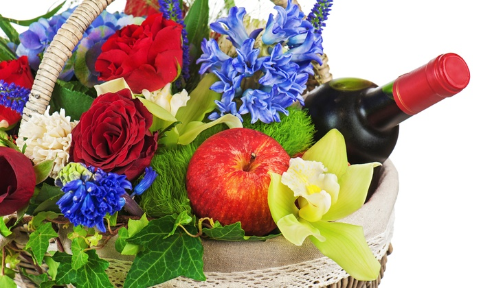 Floral Concepts - Orange County: $3 for $5 Worth of Gift Baskets — Floral Concepts