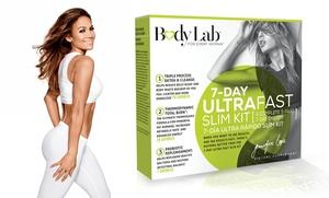Jennifer Lopez BodyLab 7-Day Ultra Fast Slim Kit