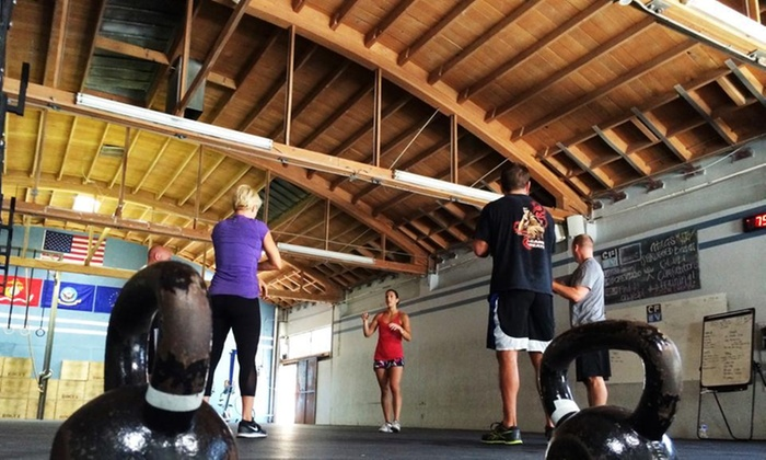 Bear Republic CrossFit - Bear Republic CrossFit: Six Weeks of Gym Membership at Bear Republic CrossFit (80% Off)
