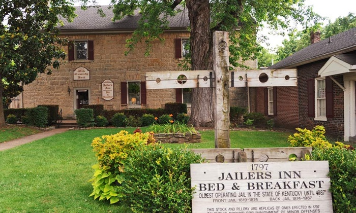 Jailer's Inn Bed and Breakfast - Bardstown, KY: Stay for Two at Jailer's Inn Bed and Breakfast in Bardstown, KY