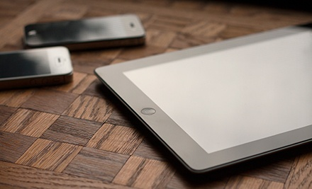 Tablet Cases, Screen Protectors, and Chargers at Monster Tablets (Half Off). Two Options Available.