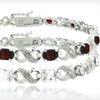 Up to 69% Off Infinity Gemstone Bracelets