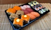 Asten: sushibox naar keuze afhalen