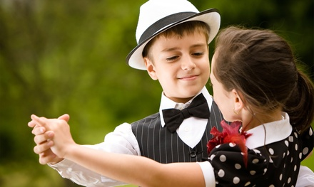 $140 for a Kids' Ballroom Summer Camp at Ballroom Surge Dance Studio ($280 Value)