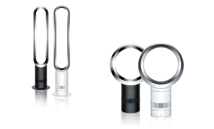 CLOSEOUT Dyson Bladeless AM06 Table Fan or AM07 Tower Fan from $179.99–$279.99