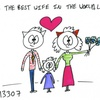 Up to 55% Off Custom Hand-Drawn Cat Picture
