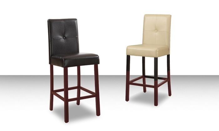 Baxton Studio Set of 2 Modern Counter Stools: Baxton Studio Set of 2 Curtis Counter Stools. Multiple Colors Available. Free Returns.