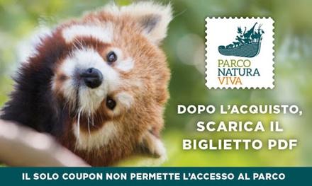 Ingressi al Parco Natura Viva per tutta la famiglia. Zoo Safari e Parco Faunistico a Bussolengo. Aperto dal 28 aprile!