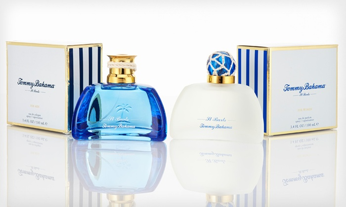 Tommy Bahama Set Sail St. Barts Fragrance: $27.99 for Tommy Bahama Set Sail St. Barts fragrance for Men or Women ($58 List Price). Free Shipping.