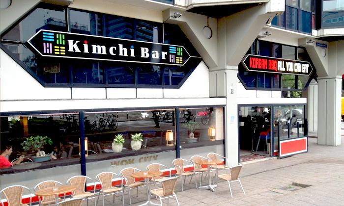 Bbq Restaurant Rotterdam.Korean Kimchi Bar