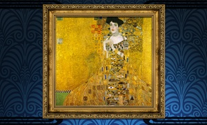 "22""x22"" Gustav Klimt Prints. Multiple Artworks Available. Free Returns."