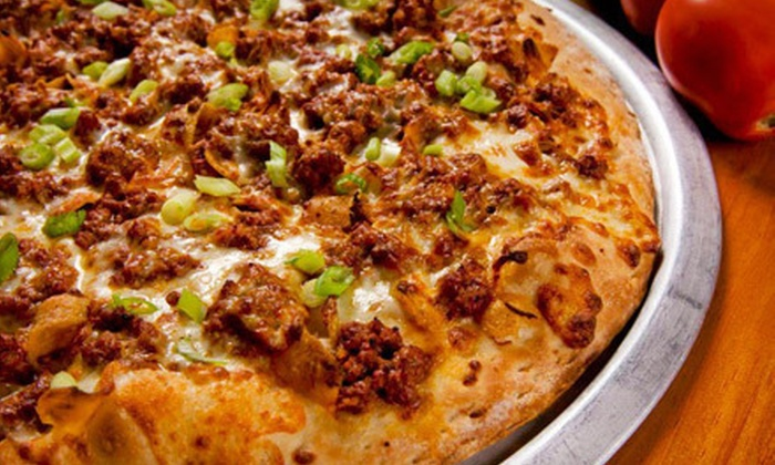Bolli Bros. Pizza - Cinco Ranch: Pizza, Pasta, and Sandwiches at Bolli Bros. Pizza (Half Off). Two Options Available