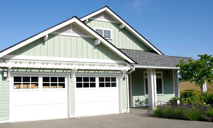 Orca Garage Door - Renton: Tune-Up and Inspection for One or Two Garage Doors from Orca Garage Door (Up to 66% Off)