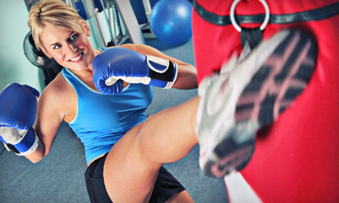 Elite Defense Systems - Multiple Locations: 10 or 15 Kickboxing or Mixed-Martial-Arts Classes at Elite Defense Systems (Up to 85% Off)