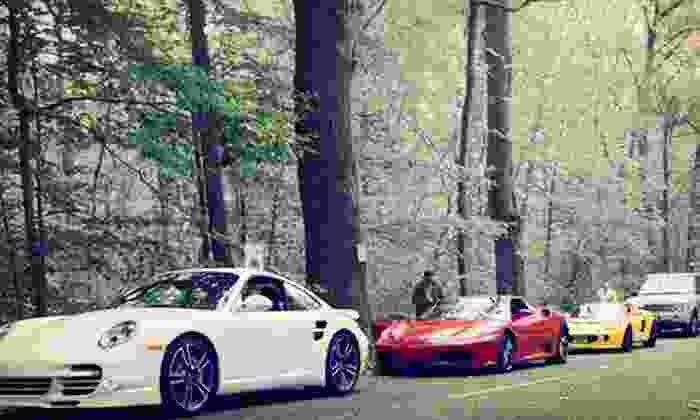 Mach5 Cars - Yardville: $199 for a Two-Hour Exotic-Car Racing Experience from Mach5 Cars ($499 Value)