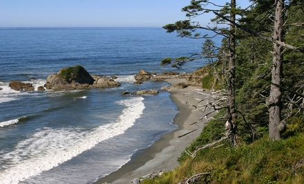 2-Night Stay for Up to Six at Ocean Shores Inn & Suites in Ocean Shores, WA