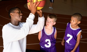 IQ Sports Advantage: 5 or 10 Youth Basketball-Training Sessions at IQ Sports Advantage (Up to 73% Off)