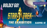 Star Trek: The Exhibition, 26 May - 31 July, Exhibition Space (Up to 36% Off)