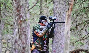 Day Of Paintball With Rental Gear For One Or Four At Cousins Paintball (up To 55% Off)