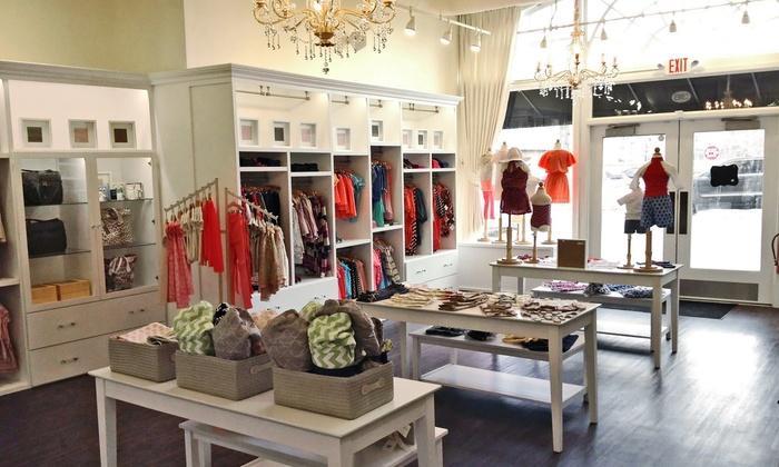 Petite Etoile - Downtown Salem: Boutique Children's Clothing at Petite Etoile (50% Off). Two Options Available.