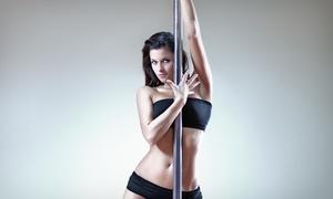Alter Ego Pole Fitness & Wellness Studio: 5 or 10 Pole-Dancing Classes at Alter Ego Pole Fitness & Wellness Studio (Up to 82% Off)