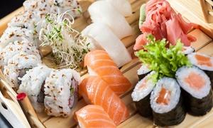 Ou Sushi: Wybrany zestaw sushi: 36 elementów (64,99 zł) lub 56 elementów (109,99 zł) i więcej opcji w Ou Sushi (do -48%)