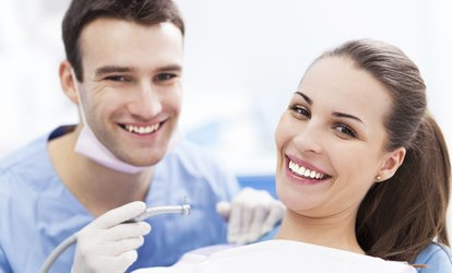 $57 for a <strong>Dental</strong> Exam, Cleaning, and X-rays at Damian Sommerville, DDS ($250 Value)