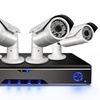 Swann Platinum-HD 1080p SDI DVR Security System with 4 Cameras