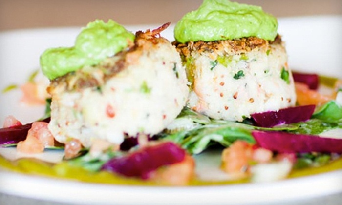 Calistro California Bistro - Multiple Locations: Upscale Dinner or Lunch at Calistro California Bistro (Up to 53% Off)