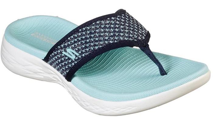 Sandales Skechers pour femmes | Groupon
